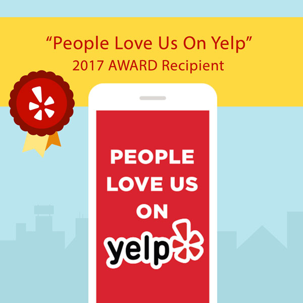 Yelp Award Walnut Creek Attorney
