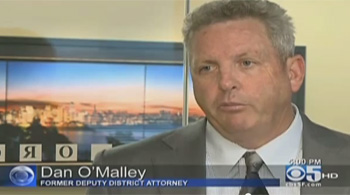 Dan O'Malley on CBS 5 News