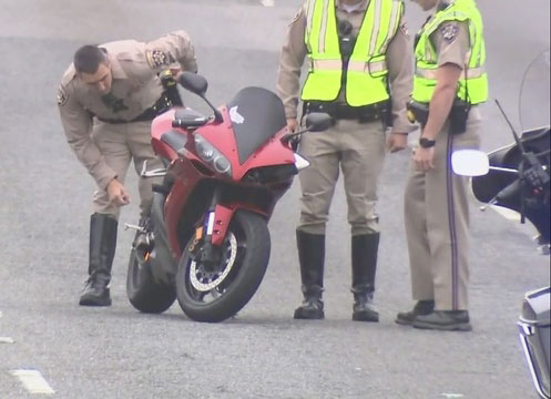 San Pablo Motorcycle Hit and Run Death